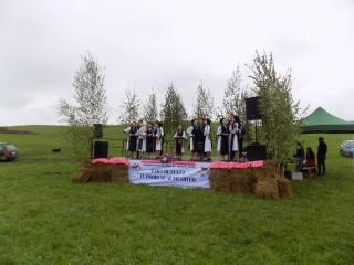 Sărbătoare în Țara Oltului! Gastronomie, expoziție de animale și spectacol folcloric pe platoul de la Bradu