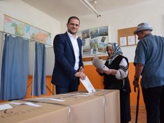 Bogdan Trif: Este îmbucurător că românii votează în număr mare