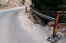 Bani pentru reparația drumurilor calamitate