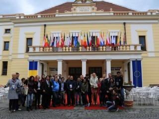 Săptămâna Internațională a ULBS: patru continente, 22 de țări, 70 de universitari