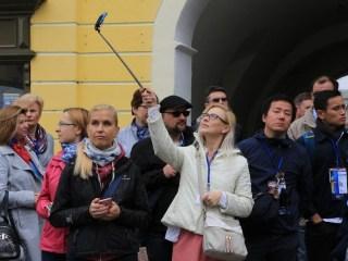 Profesori și cercetători din 22 de țări, impresionați de Sibiu | FOTO și VIDEO