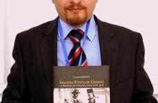 """Lansare de carte: """"Imaginea etnicilor germani la românii din Transilvania după 1918"""", de Cosmin Budeancă, la Librăria Erasmus"""