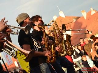 70 de muzicieni din 12 țări pe scena Sibiu Jazz Festival: peste 1.000 de minute de muzică bună
