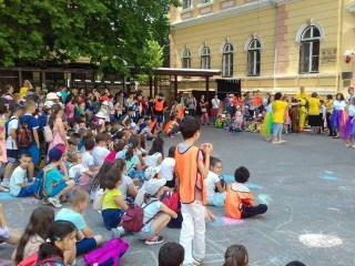 Ziua Porţilor Deschise la CSEI nr. 2 Sibiu