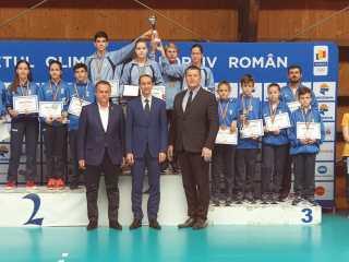 Medalie de bronz pentru sportivii medieșeni la Gimnaziadă