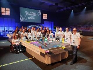 ULBS, pe locul 5 la Campionatul European de Robotică