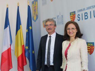 25 de ani de cooperare cu Ille-et-Vilaine din Franța și un nou acord