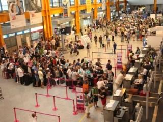 Transportul aerian de pasageri a crescut cu 7,7%. Aeroportul Internațional Cluj rămâne cel mai important din țară după București