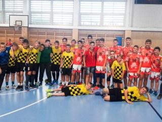 Juniorii HC Sibiu luptă în Ungaria