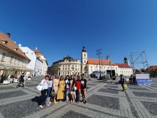 Sibiul i-a cucerit pe nouă dintre cei mai importanți jurnaliști, bloggeri și influenceri din Dubai