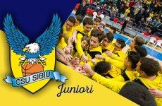 CSU dă aripi micilor baschetbaliști din Sibiu