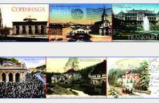 Expoziție de cărți poștale ilustrate la Biblioteca Județeană ASTRA Sibiu: Itinerarii europene în corespondența lui Horia Petra-Petrescu