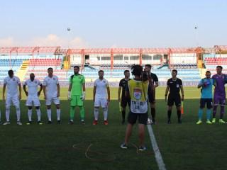 FC Hermannstadt dă piept cu FC Botoșani