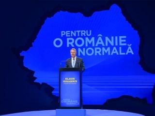 Iohannis și-a depus candidatura pentru alegerile prezidenţiale