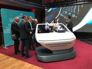 Marquardt abordează trendul spre mașinile digitale și autonome, aducând soluții integrate care sunt moderne și confortabile, însă în aceeași măsură inteligente și sigure