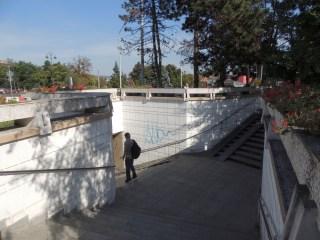 Începe modernizarea pasajului subteran Bulevard. Pasajul va fi reparat și afișele vor fi înlocuite cu ecrane