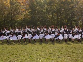 Junii Sibiului – mesageri ai folclorului românesc în Irlanda
