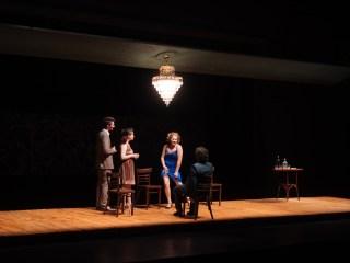 Cui i-e frică de Virginia Woolf, regia Andrei și Andreea Grosu, foto credit TNRS, Adi Bulboacă
