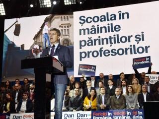 Viziunea lui Dan Barna pentru Educația din România. 6% din PIB pentru Educație (P.E.)