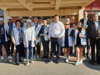 PRO România Sibiu, acțiune în rândul cetățenilor (P.E.)
