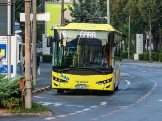 Modificarea programelor de circulaţie ale autobuzelor Tursib