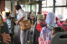 """""""Avantajele utilizării de către copii a transportului în comun"""" (P)"""