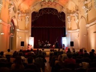 Muzică de cameră, câteva rețete citite de muzicieni și un atelier de colaje pentru copii – reperele prezenței Festivalului SoNoRo XIV DaDa la Sibiu