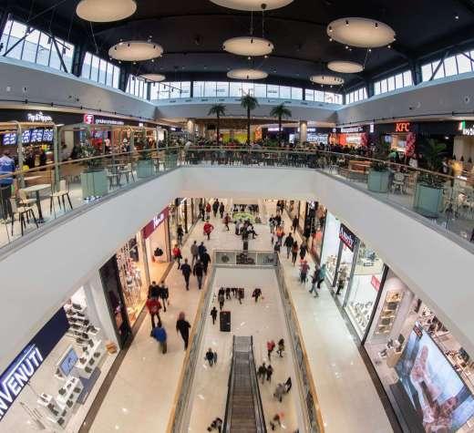 Mall de 100 milioane de euro în centrul Sibiului