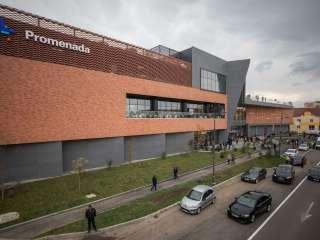 Amendă de 50.000 lei pentru deschiderea noului mall fără acordul ISU