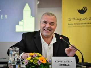 Trei distincții oferite lui Constantin Chiriac și TNRS de Guvernul Japoniei, Ministerul francez al Culturii și Casa Regală a României