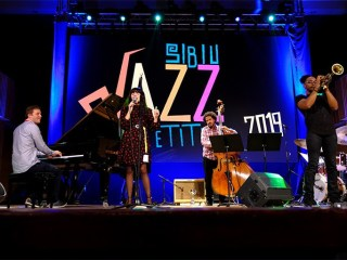 Josiah Woodson & Quintessentiel, câștigătorii Sibiu Jazz Competition 2019