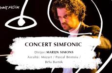 Concert de Béla Bartók, cântat în premieră la Filarmonica de Stat Sibiu