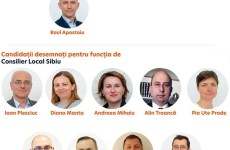 Președintele PLUS Sibiu vrea să candideze la Primărie