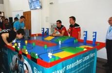 Elevi din cinci licee sibiene participă la concursul de roboți mobili organizat de ULBS