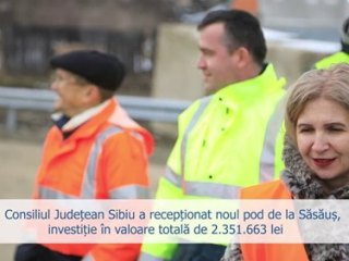 Pod nou la Săsăuș