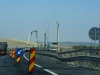 Se circulă cu restricții pe A1 Sibiu-Deva, din cauza unor lucrări