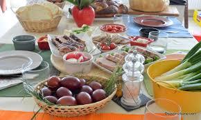 Recomandările DSP pentru masa de Paște