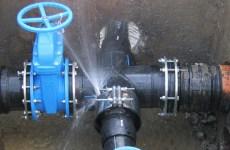 Lucrări la rețeaua de apă din Bradu