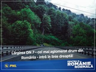 Raluca Turcan: Lărgirea DN 7, cel mai aglomerat drum din România, intră în linie dreaptă