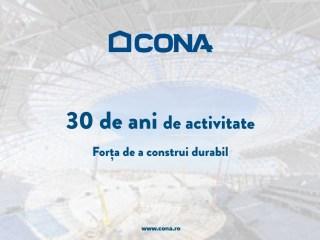 CON-A în an aniversar – 30 de ani de performanță (P)