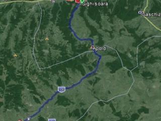 Reabilitarea și modernizarea drumului Agnita – Sighișoara, în linie dreaptă