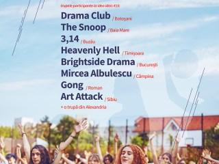 IDEO IDEIS #15 ajunge și în Sibiu! Trupele de teatru tânăr aduc anul acesta festivalul în 9 orașe din țară