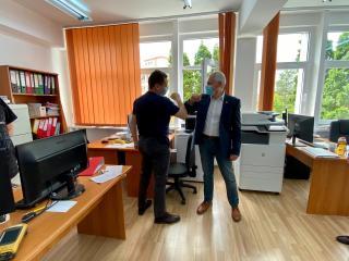 Prefectul Mircea Crețu, mulțumit de activitatea APIA