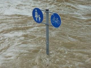 Pericol mare de inundații în Sibiu!