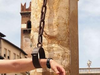 Operațiune fulger a procurorilor: sclavă sexuală la Sibiu