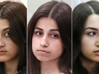 Trei surori, care și-au ucis tatăl care le abuza, vor fi judecate pentru crimă cu premeditare