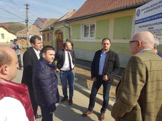 Bogdan Trif: DJ Păuca – Alămor – Mândra – Slimnic se realizează datorită aprobării și finanțării Guvernului PSD