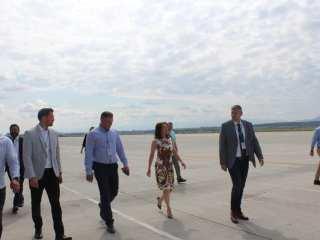 Aeroportul Internațional Sibiu primește bani în ajutor