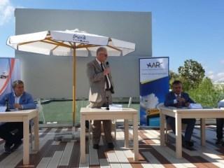 Ședința directorilor aeroporturilor din România, condusă de David Ciceo