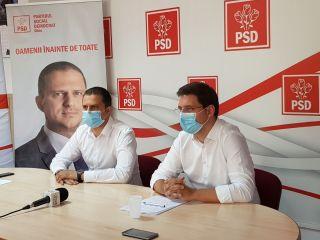 Europarlamentarul Victor Negrescu are birou la Sibiu